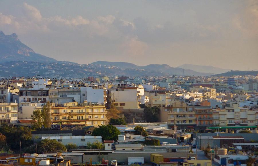 Urban Crete